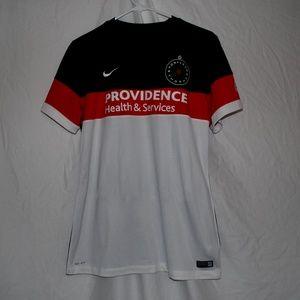 Portland Thorns Soccer Jersey Nike Womens
